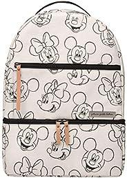 Petunia Pickle Bottom Axis Backpack, Sketchbook Mickey & Mi