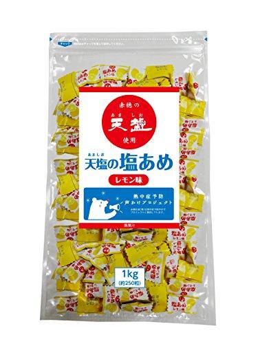 天塩の塩あめ レモン味(1kg)
