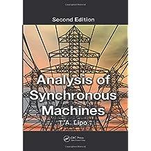 Analysis of Synchronous Machines