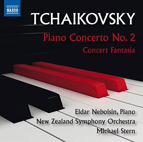 チャイコフスキー:ピアノ協奏曲 第2番/協奏的幻想曲
