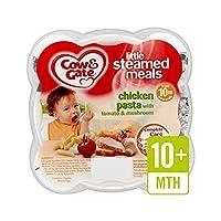 トマト&マッシュルーム230グラムとクリーミーな鶏のパスタ (Cow & Gate) (x 6) - Cow & Gate Creamy Chicken Pasta with Tomato & Mushroom 230g (Pack of 6) [並行輸入品]