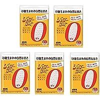 【5個セット】浅田飴 シュガーカット顆粒ゼロ 1kg