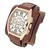 [アンドミート]...andMeat. 腕時計 ビザン数字 ADM-WWB-W-01 国内正規品 人気 ブランド メンズ