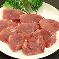 豚肉 つくば美豚SPF ヒレ肉1kg (40gカット)