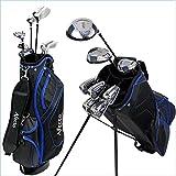 製造直販ゴルフ屋 afect Afecto メンズゴルフセット メンズ ts961bl 右利き用   フレックス:SR