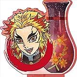 鬼滅の刃 煉獄杏寿郎 ウェットカラーシリーズ アクリルペンスタンド vol.2