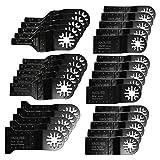 【30枚セット】マルチツール/カットソー 替刃/ブレード 【マキタ/日立/ボッシュ/DeWalt】 互換品