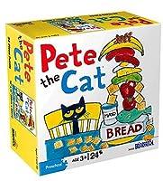 Pete the Cat Big Lunch 24-Piece Puzzle [Floral] [並行輸入品]