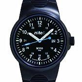 [ナイト]nite 腕時計 MX10-301 3RDモデル MXシリーズ 英国陸軍特殊空挺部隊SAS制式採用モデル ガンメタルIPケース メンズ [正規輸入品]