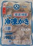 広島県 冷凍 超特大 牡蠣 ( 3L ) 1kg ( NET800g ) 約28粒UP 加熱用 カキ かき 国産