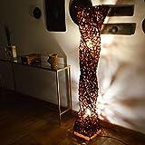 アジアン照明 間接照明 フロアライト フロアスタンド フロアランプ アジアンランプ アジアン雑貨 【 バンブー B 150cm 】