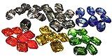宝石の煌めき アップグレード トークン 6種セット ガラスビーズ