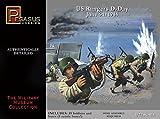 ペガサスホビー 1/72 WW.II U.S.レンジャー ノルマンディ上陸作戦