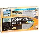 TOMIX Nゲージ 91011 カント付レール基本セットCA