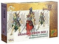 Wrath of Kings: Shael Han Dragon Legion Box