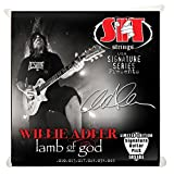 S.I.T. String SS-S1048WA Willie Adler Lamb of God Signature Electric Guitar String