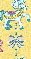 ポスター ウォールステッカー 長方形 シール式ステッカー 飾り 60×31cm Msize 壁 インテリア おしゃれ 剥がせる wall sticker poster アニマル イラスト 動物 模様 005724