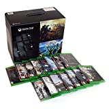 【中古セット】Xbox One + Kinect (Day One エディション) (6RZ-00030) 【メーカー生産終了】 + ソフト15点