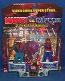 Video Game Super Stars Marvel Vs. Capcom Spider-Man Vs. Strider Action Figures