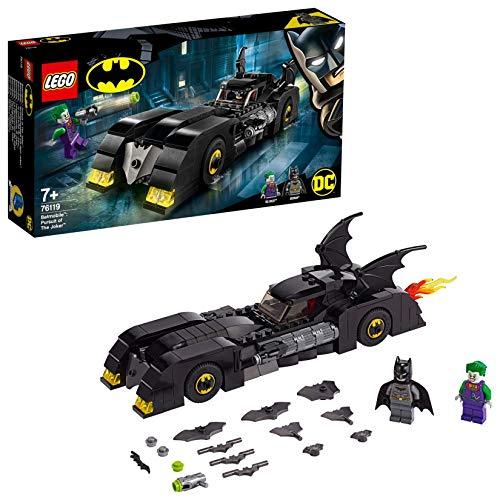 レゴ(LEGO) スーパー・ヒーローズ バットモービル:ジョーカー(TM)...