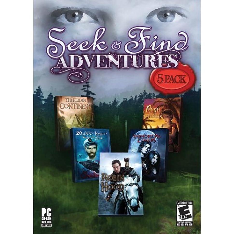 スツールキャンベラ静けさSeek and Find Adventures (輸入版)