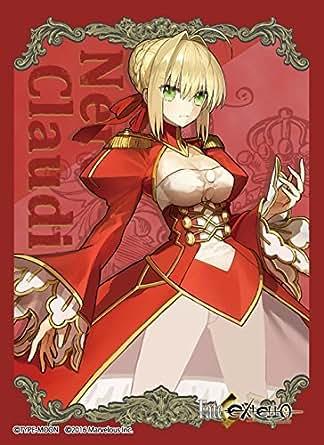 ブロッコリーキャラクタースリーブ Fate/EXTELLA「ネロ・クラウディウス」