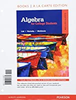 Algebra for College Students a la Carte - Access Card Package (8th Edition)【洋書】 [並行輸入品]