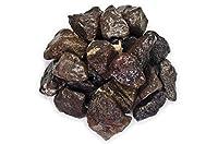 Hypnotic Gemsマテリアル: 1lb Lodestone (Magnetite) Stonesからメキシコ–RoughバルクローナチュラルクリスタルをCabbing、タンブル、Lapidary、研磨、ワイヤ折り返し、ウィッカ&レイキCrystal Healing