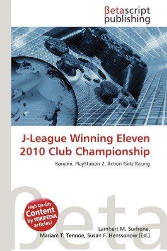 J-League Winning Eleven 2010 Club Championship