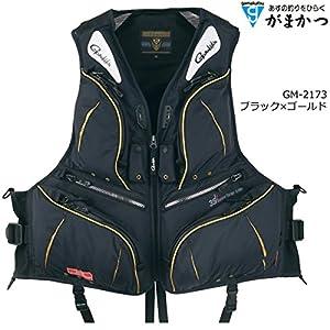 がまかつ(Gamakatsu) ライフジャケット ウィンドストッパー(R) フローティングベスト GM-2173
