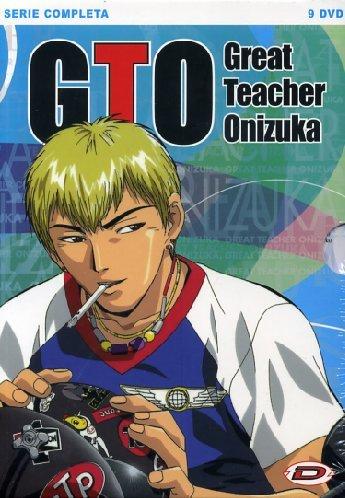 GTO コンプリート DVD-BOX (全43話, 1050分) 藤沢とおる アニメ [DVD] [Import]