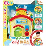 YOUNGTOYS ELTOY The Frist Toy Learning House おもちゃ [並行輸入品]