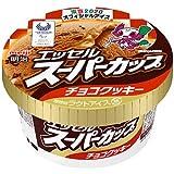 (新)明治 エッセル スーパーカップ チョコクッキー 200ml×24個