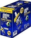 味の素 アミノバイタル ゼリードリンク SUPER SPORTS 100g×6個