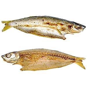 骨まで食べられる焼き魚 かます 約70g