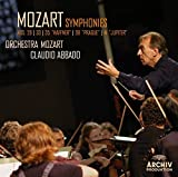 Mozart Symphonies (Bril)