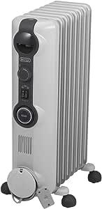 デロンギ(DeLonghi) オイルヒーター [8~10畳用] ホワイト HJ0812