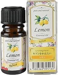 いつでもアロマ レモン 3ml アロマオイル