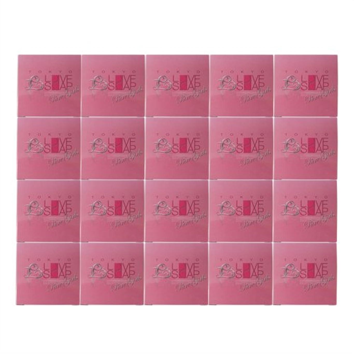 中でぎこちないうねる東京ラブソープ ピュアガールズ (80g) x20個 セット