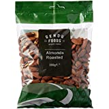 Genoa Foods Almonds Roasted, 350 Grams