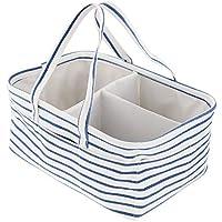 SHINYTIME おむつオーガナイザー - ポータブル大型トート 保育園ストレージビン 変化 テーブル 車 旅行バッグ