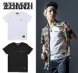 (ゼファレン)ZEPHYREN VNECK S/S -Resolve- Tシャツ L WHITE