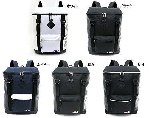 b41ef675315e フィラ] リュック ブランド ロゴ PC収納 ネイビー Free|日本商品の海外 ...