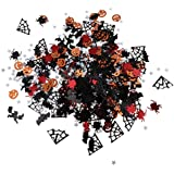 Baoblaze 紙吹雪 テーブル装飾 ハロウィーン テーブル 招待状 ギフトバッグ 2タイプ選べ   - #1