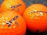 Aランク ロストボール ダンロップ SRIXON スリクソン   '15 Z-STAR   パッションオレンジ