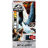 Jurassic World Fallen Kingdom, Jurassic World and Jurassic World 2 Real Feel Mosasaurus 28 Inches, Touch Its Skin and Real Te