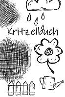 Kritzelbuch:: Dieses Kritzelbuch bietet dir Ablenkung, egal ob Zuhause , unterwegs oder im Buero!