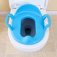 baynneトイレ椅子快適な厚み付け子供PP材質トイレアシスタントシート