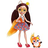Fuchsmaedchen Felicity Fox Puppe & Flick Enchantimals Mattel GmbH DVH89