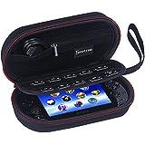Smatree P100 ジッパーメッシュポケットとの旅行やホームストレージケース (7.8x 4.4x 2.4 インチ) PS Vita , PS Vita Slimとアクセサリー用